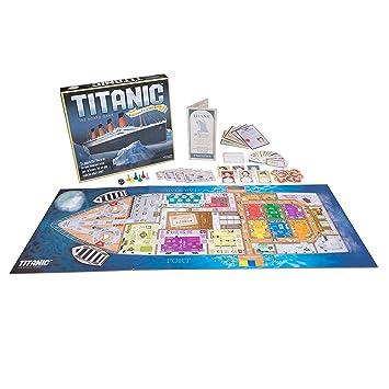 Hansen Games Titanic Board Game