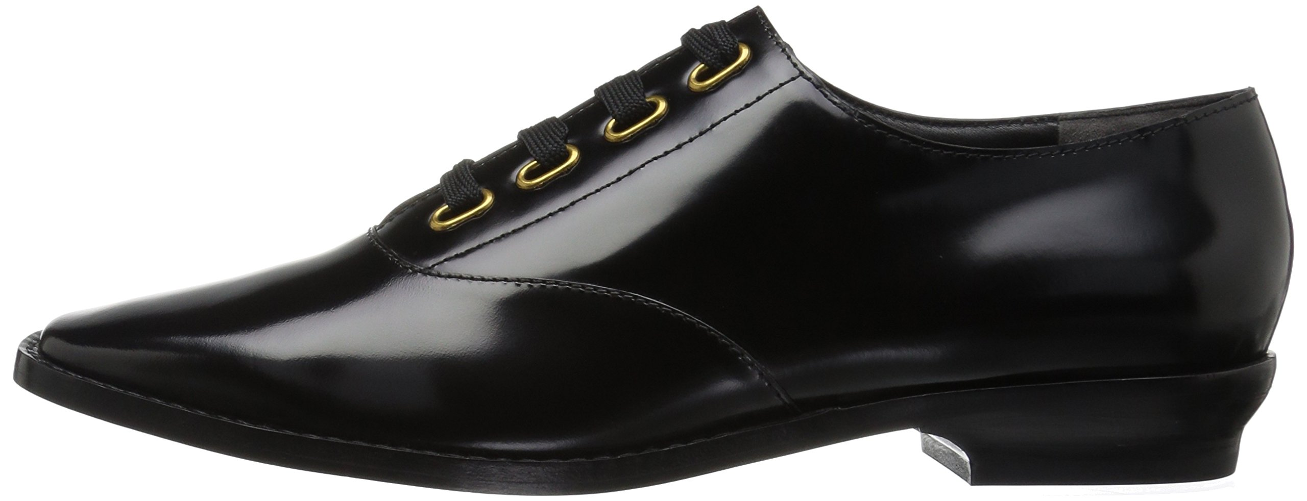 Marc Jacobs Women's Brittany Lace up Oxford, Black, 36 M EU (6 US) by Marc Jacobs (Image #5)