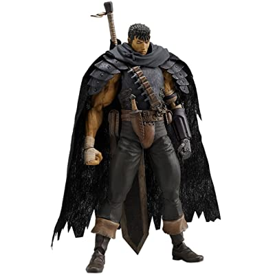Berserk figma: Guts Black Swordsman Ver. Action Figure: Everything Else