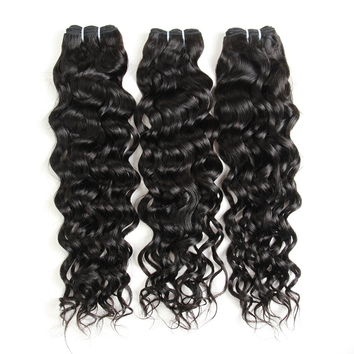 Amazon Finest Remy Hair Water Wave Bundles Water Wave Natural