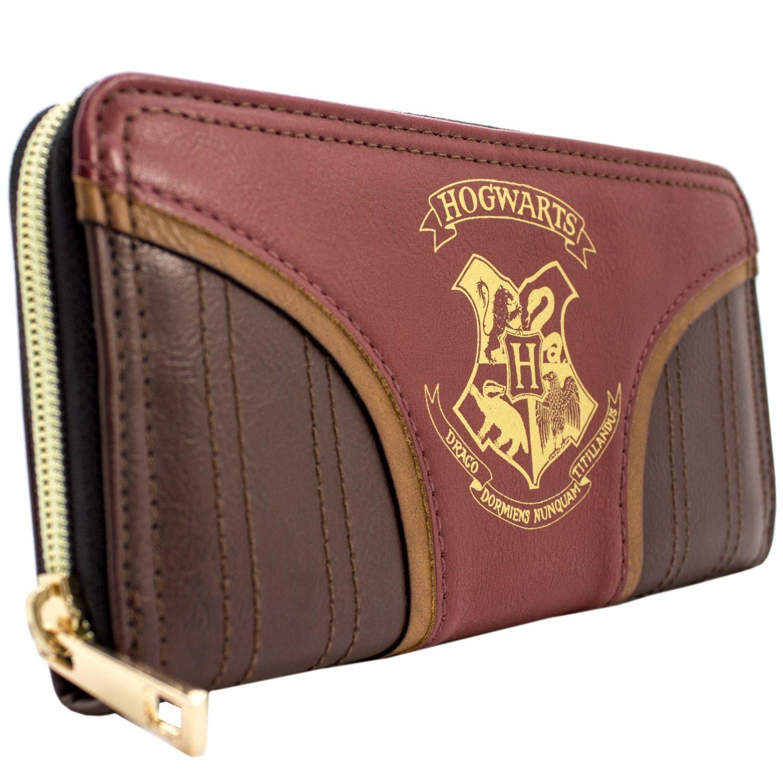 Cartera de Harry Potter Hogwarts equipo Quidditch Rojo 30088