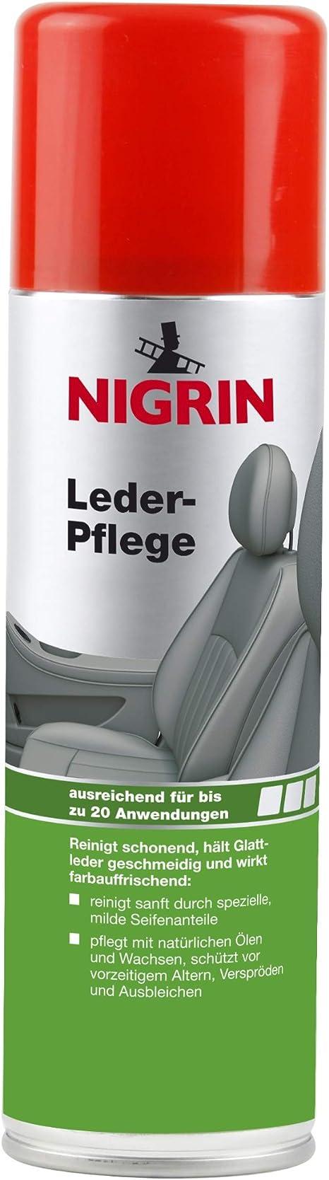 Nigrin 74594 Leder Pflege 400 Ml Auto
