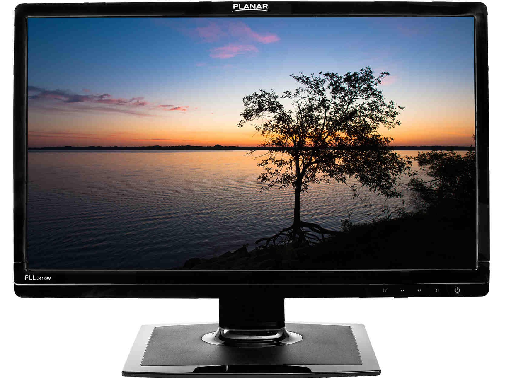 Planar PLL2410W 24'' Widescreen LED LCD Monitor