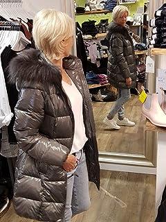 Bomboogie Damen Daunenjacke: : Bekleidung