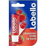 NIVEA, LABELLO, Lip Care, Strawberry Shine, Stick, 4.8g