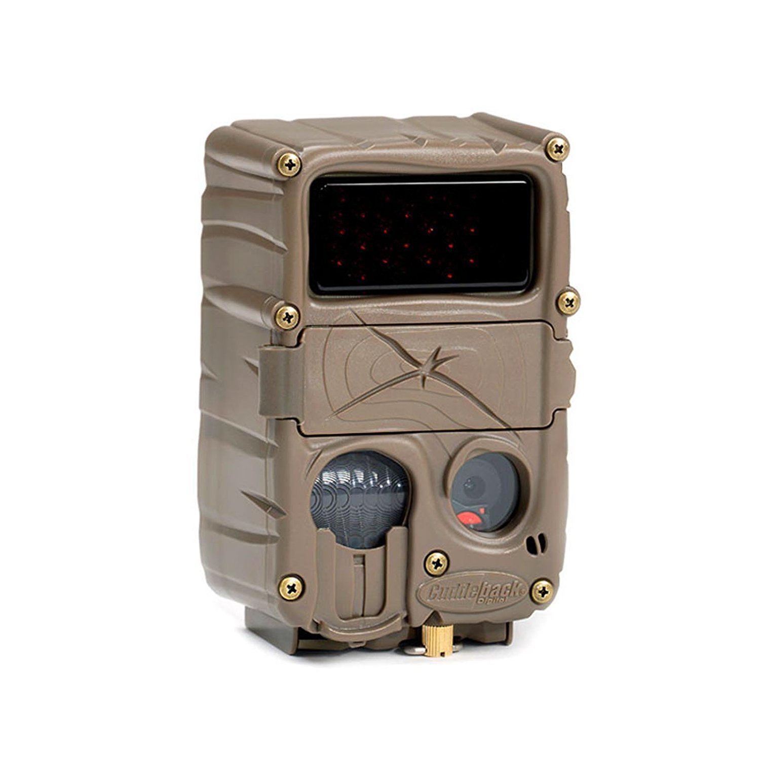Cuddeback 20MP Black Flash No Glow Infrared Trail Game Hunting Camera with Mounting Bracket and Strap by Cuddeback (Image #2)