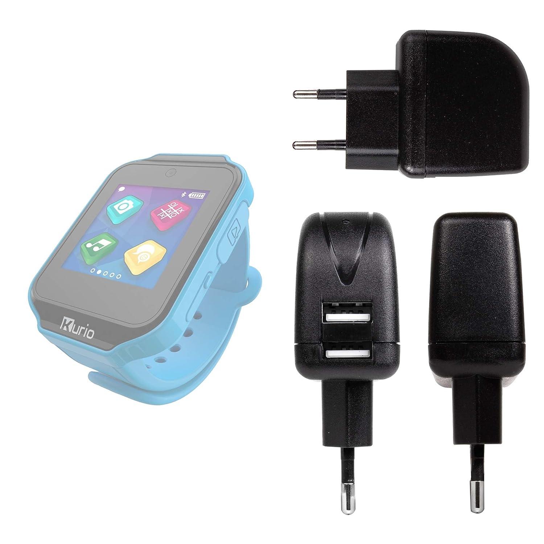 Duragadget Chargeur USB Secteur pour Gulli Watch/Kurio Watch Montre connectée sans Fil (172557 et 172556): Amazon.fr: High-tech