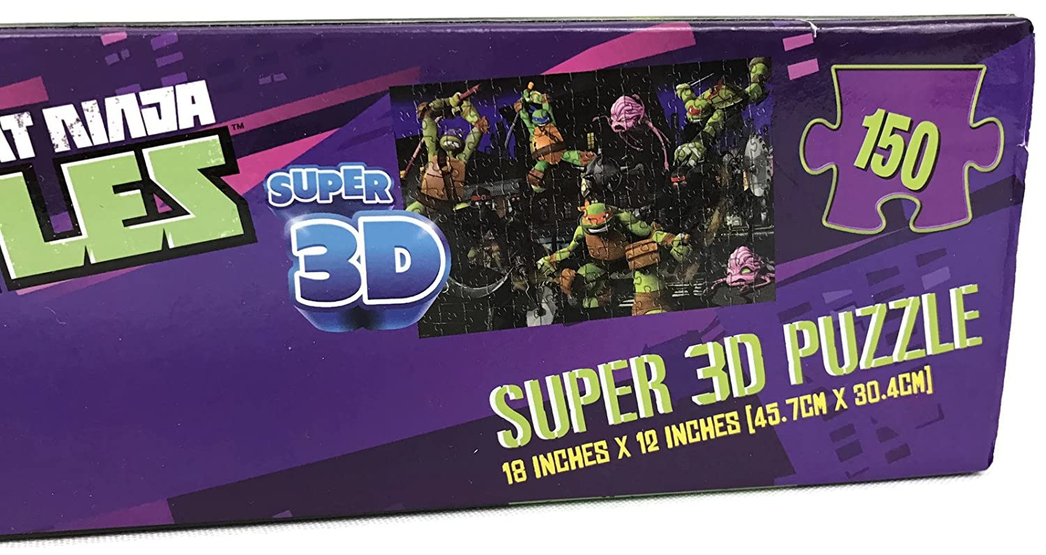 Amazon.com: Nickelodeon teenage mutant ninja turtles Super ...