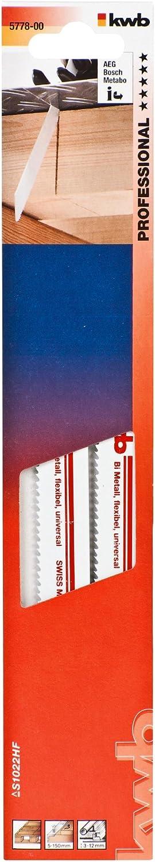 Metallbearbeitung KWB 5778-00 S/äbels/ägebl/ätter