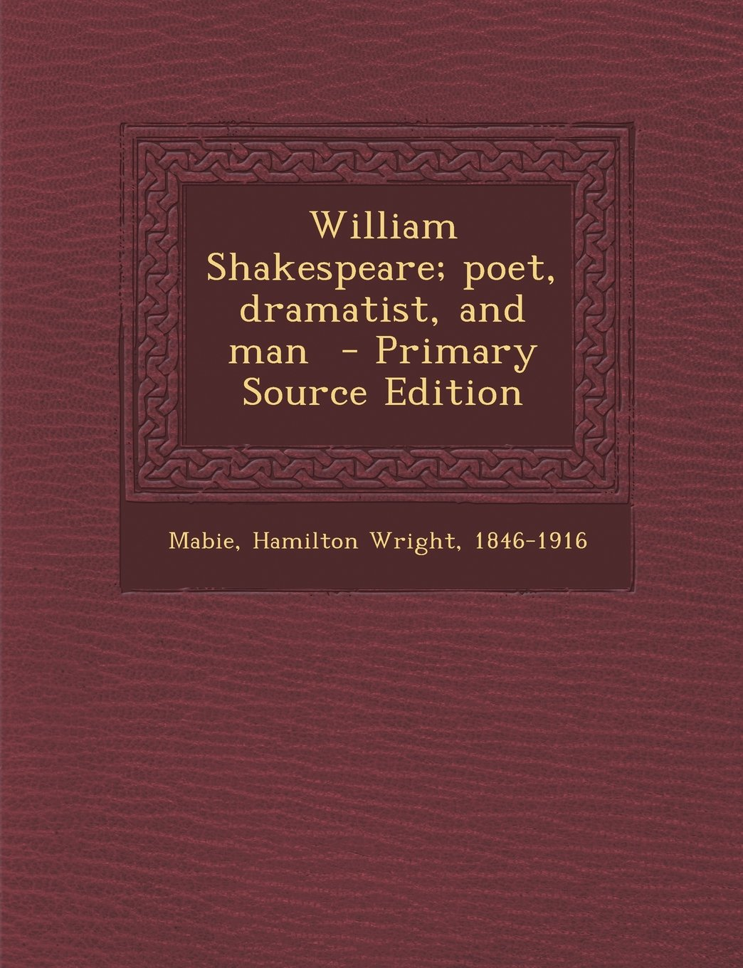 Download William Shakespeare; poet, dramatist, and man  - Primary Source Edition pdf epub