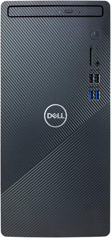 2020 Dell Inspiron 3880 Desktop Computer_ 10th Gen Intel Hexa-Core i5-10400 up to 4.3GHz_ 8GB DDR4 RAM_ 1TB 7200RPM HDD_ WiFi_ VGA_ HDMI_ Black_ Windows 10 Home_ BROAGE 64GB Flash Stylus