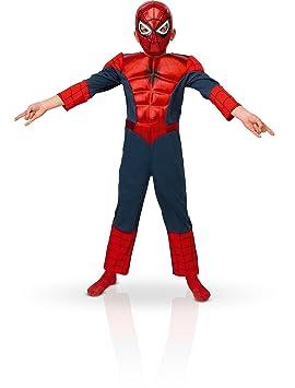 Rubbies France - Disfraz Spiderman de niño a partir de 3 años (I ...