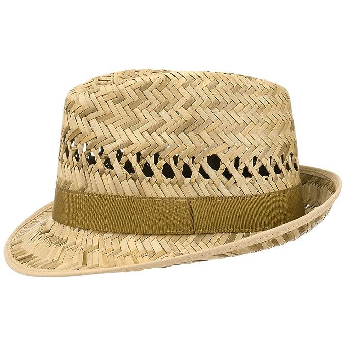 Cappello di Paglia Airy Trilby Trilby Cappello Estivo Cappello da Sole   Amazon.it  Abbigliamento c18da216352d