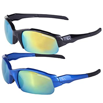 buy sports sunglasses  Woodworm Player Sports Sunglasses Buy 1 Get 1 Free: Amazon.co.uk ...