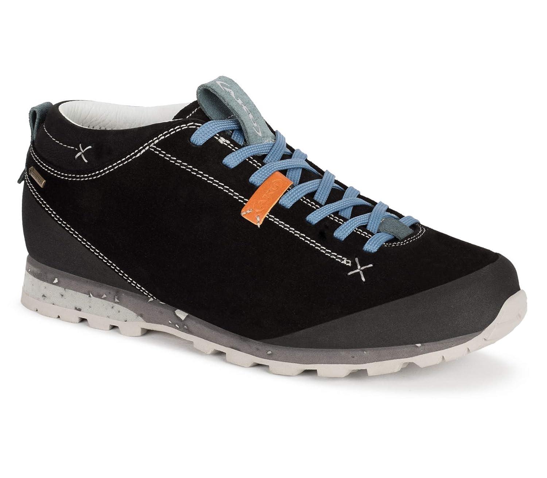 AKU - Bellamont II Suede GTX Herren Mountain Lifestyle Schuh schwarz EU 44,5