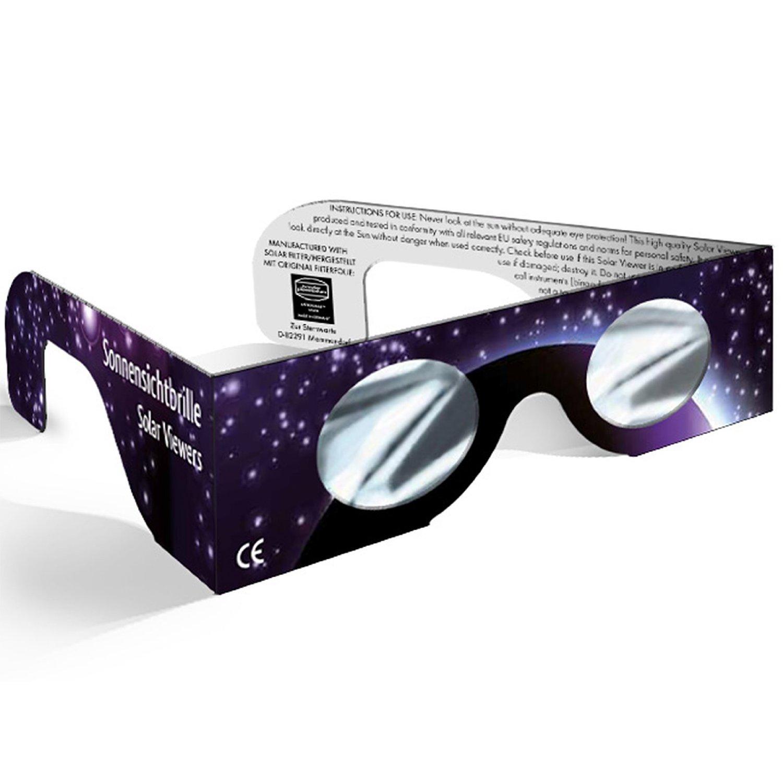 Gafas de sol con Baader Planetario de plata pel/ícula Baader Astro Solar color