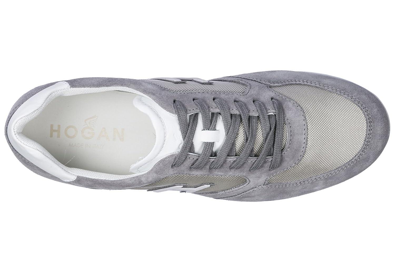 Hogan Herren Olympia X grau - H205 Turnschuhe grau X 605d84