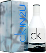 CK in2U For Him Calvin Klein Eau de Toilette - Perfume Masculino 50ml