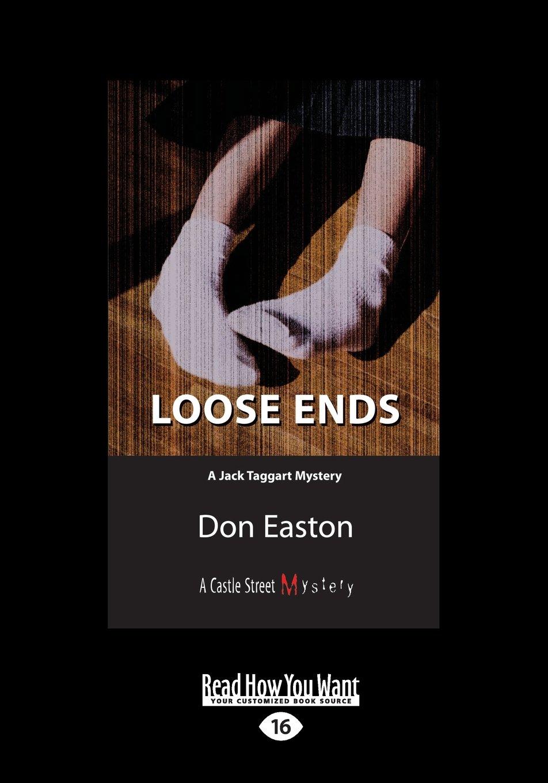 Read Online Loose Ends: A Castle Street Mystery pdf
