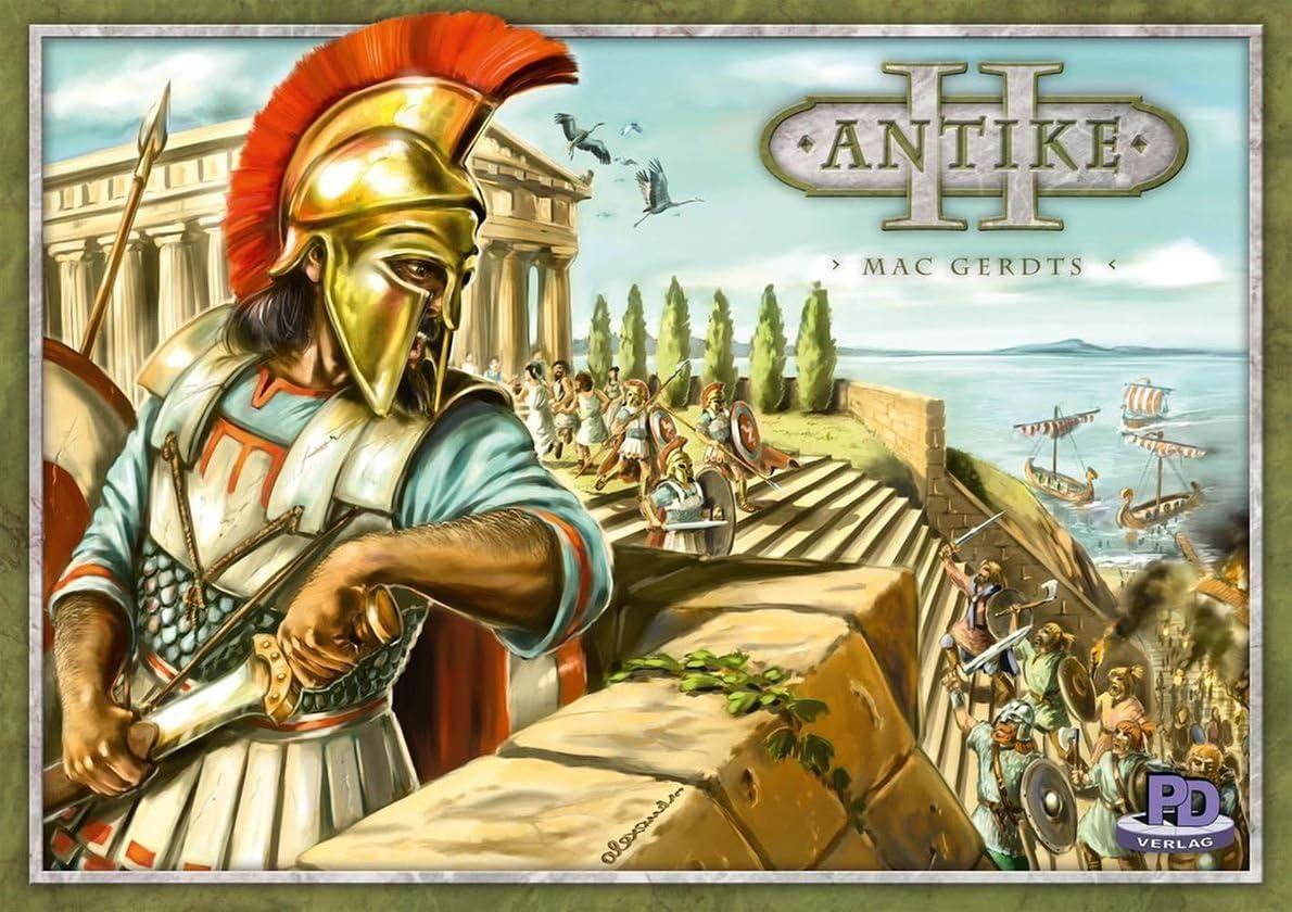 Antike II: Amazon.es: Juguetes y juegos