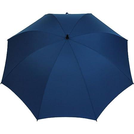 IX de Brella Ligero Completo de Fibra de Vidrio de Paraguas para 2 Personas - Tamaño XXL - Muy Estable - Golf Pantalla Azul Azul: Amazon.es: Equipaje