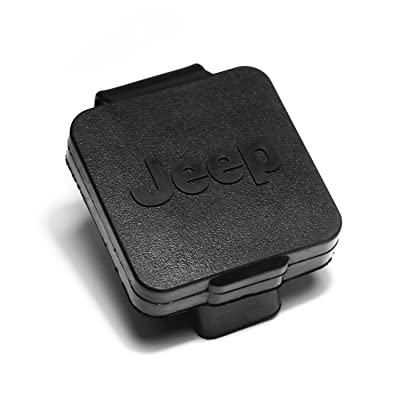 "Rugged Ridge 11580.25 2"" Hitch Plug: Automotive"