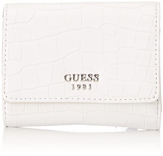 Slg Wallet, Womens Blue (Ice), 2x10x20 cm (W x H L) Guess