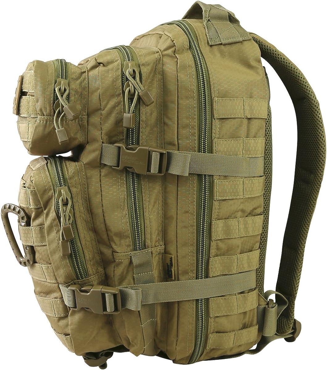 Kombat UK Mens Unisex Hex-Stop Small Molle Assault Pack