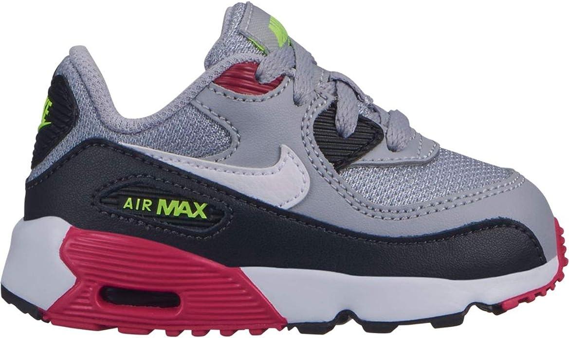 Nike Air Max 90 Mesh (TD), Chaussures d'Athlétisme Mixte Enfant