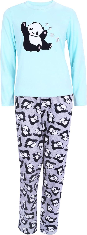 Pijama Panda Color Gris Menta S: Amazon.es: Ropa y accesorios