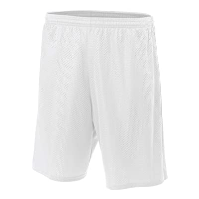 A4 Lined Tricot Mesh Shorts