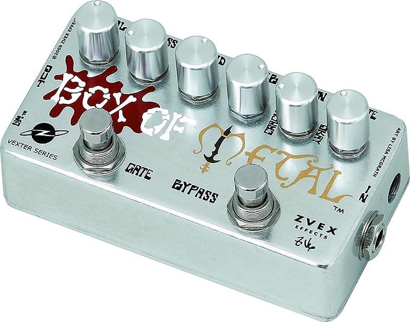 Z-VEX Box Of Metal