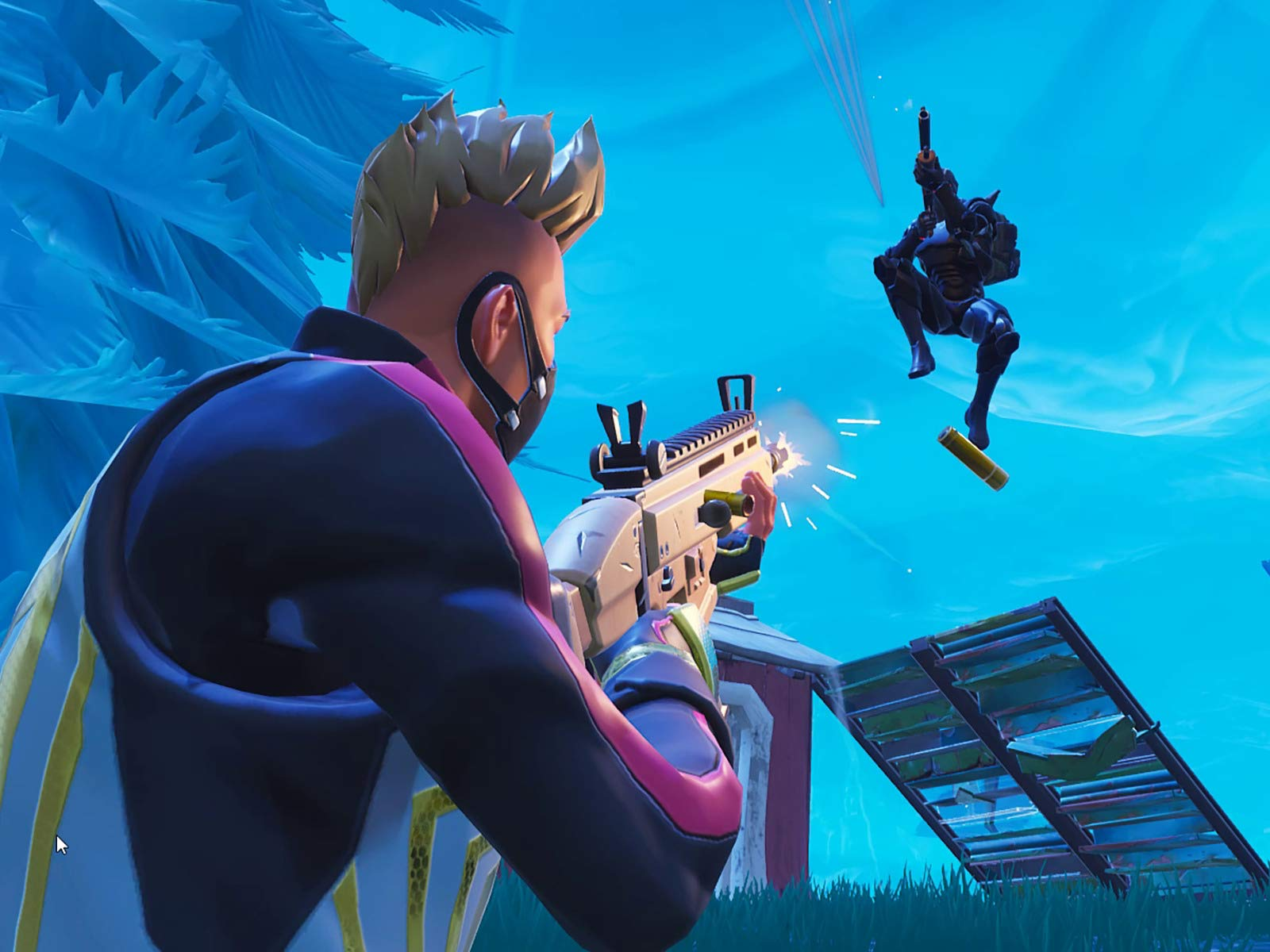Watch Clip: Fortnite Season 8 Gameplay | Prime Video