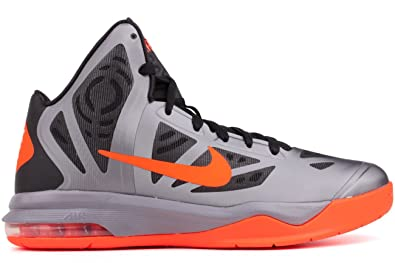 newest 6d50e e74ba NIKE Air Max Hyperaggressor Mens Basketball Shoes 524851-006 Charcoal 9.5 M  US