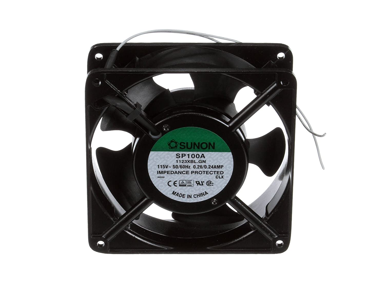 Waring 029773 Replacement Fan Assembly for Cts1000, Cts10006, and Cts1000C Conveyor Toasters