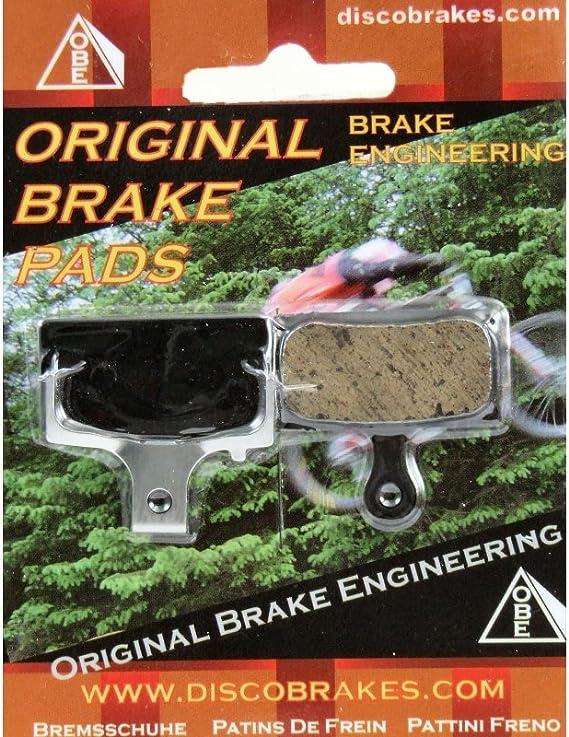 4 Pairs Sintered Shimano XTR Disc Pads Brakes DiscoBrakes Saint BR-M785 M985 700