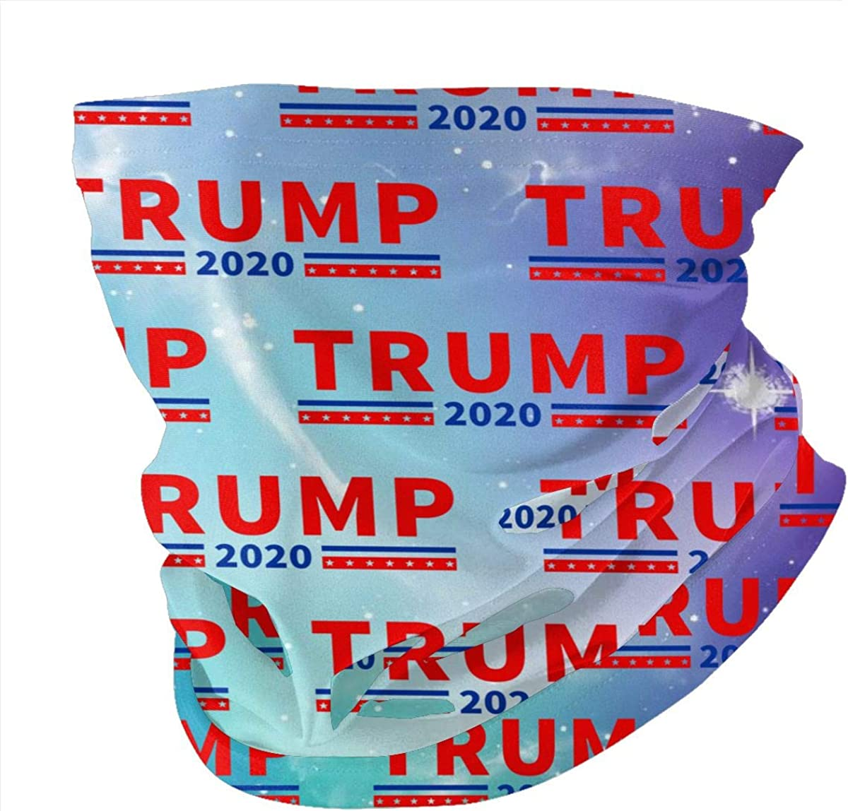 Riiat Vintage-Trump-2020 Neck Gaiter Bandana Tube Face Mask Headwear Headband Magic Scarf Balaclava Sweatband UV Sun Anti-Wind Dust For Outdoor Sports