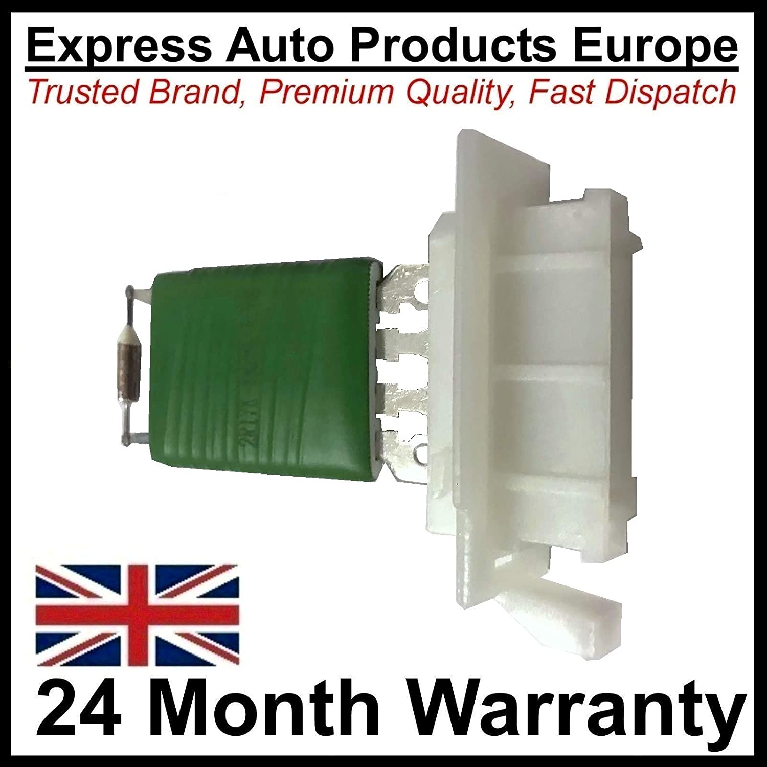 Genuine Mercedes Benz A Class W169 Heater Blower Resister Pack A1698200397 NEW