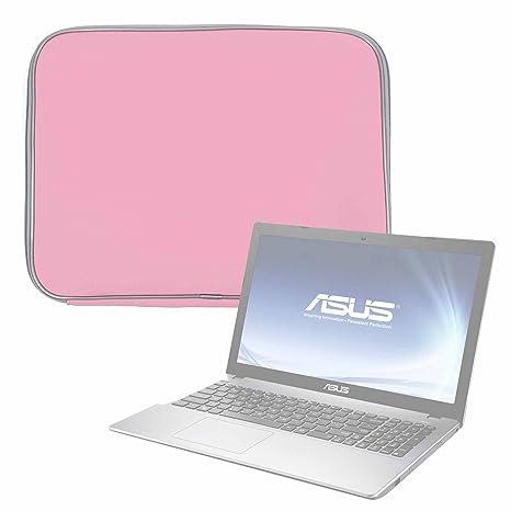 DURAGADGET Funda De Neopreno Rosa para Portátil Acer Nitro 5 AN515-51-5491 /