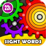 Sight Words Games & Flash Cards vol 1: Kids Learn to Read - Learning Reading Adventure for Preschool, Kindergarten and 1st Grade by Abby Monkey 2 2learn
