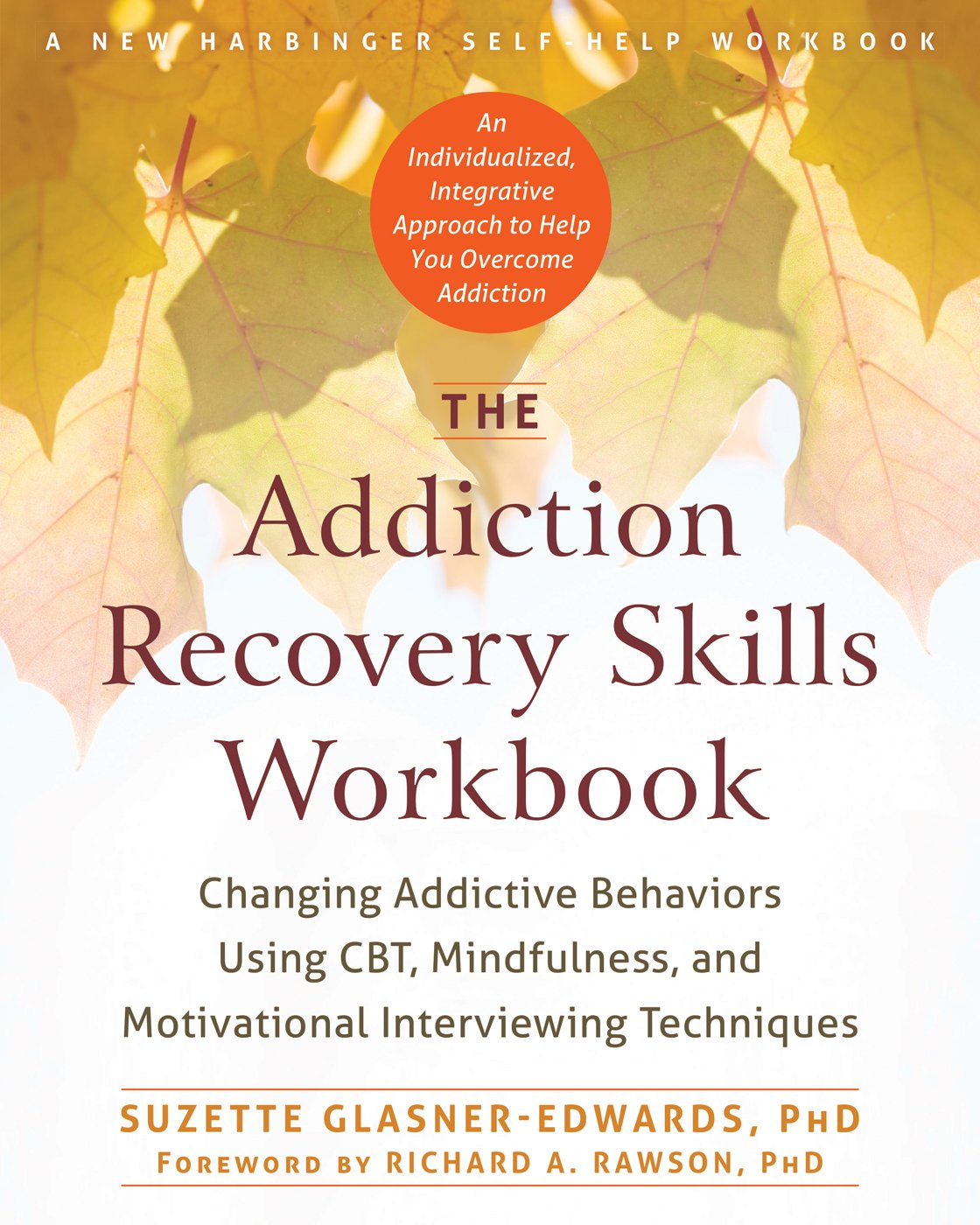 The Addiction Recovery Skills Workbook Changing Addictive Behaviors