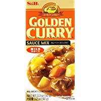 S&B Mild Golden Curry Sauce Mix, 92 g