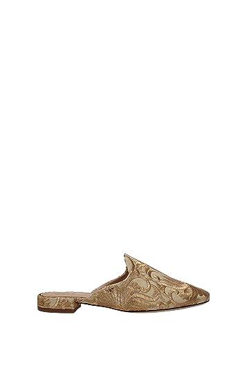 13487f1c101429 Tory Burch Women s Carlotta Brocade Mules (6 M ...