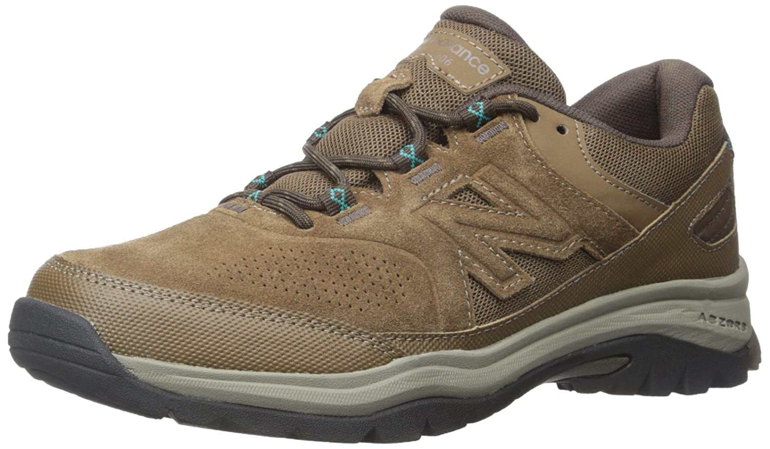 New Balance Women's WW669V1 Walking Shoe B01641CVIC 8 D US|Brown