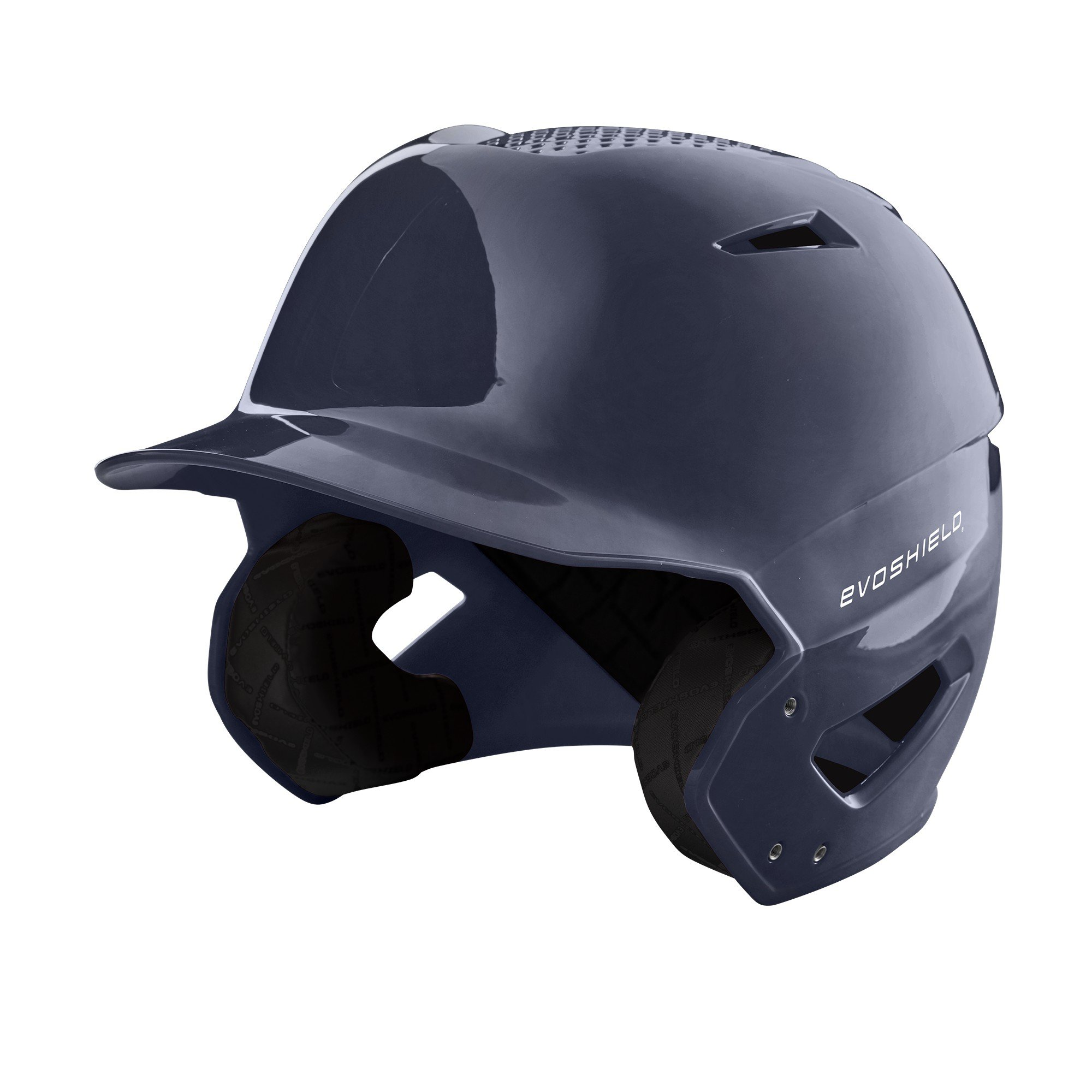 EvoShield XVT Batting Helmet, Navy - L-XL by EvoShield