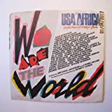 "We Are The World/Grace - (7"" 45 RPM Record)"