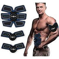 Fourwinner ABS Stimulator & Muscle Toning Kit