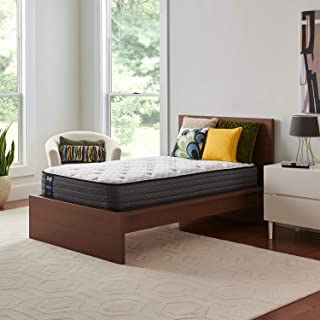 product image for Sealy Response Performance11.5-InchPlushTight Top Mattress, Twin, White