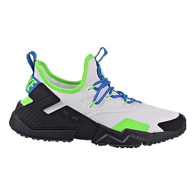 ... where to buy nike air huarache drift mens shoes white black blue nebula  ah7334 102 1460d 3eab1a82e