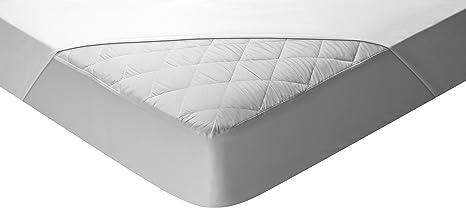 Imagen dePikolin Home - Protector de colchón acolchado, Aloe Vera, transpirable, 200x200-Cama 200 (Todas las medidas)